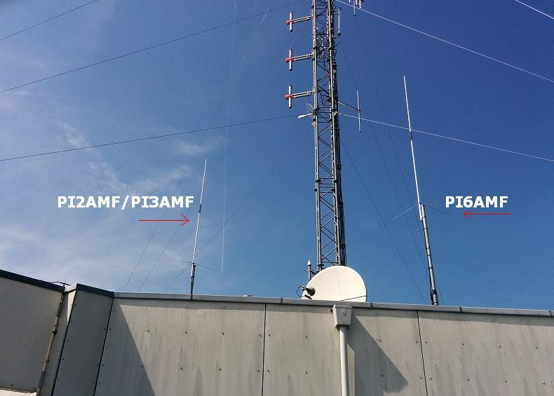 antennes relais Amersfoort